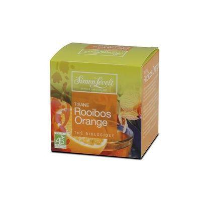 Simon Levelt Rooibos orange bio envelop