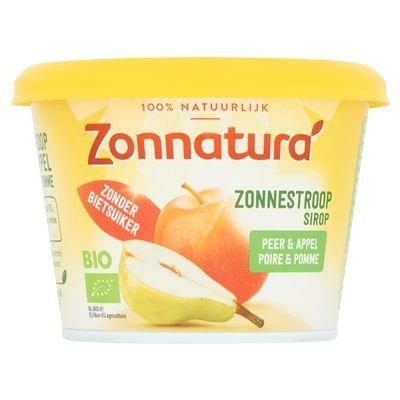 Zonnatura Zonnestroop peer/appel