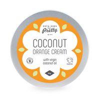 Zoya Goes Pretty Coconut orange creme