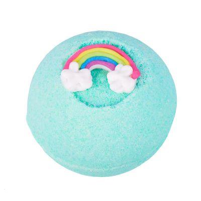 Treets Bath ball fizzer rainbow rebel