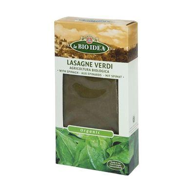 Bioidea Lasagne groen spinazie