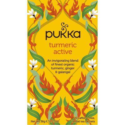 Pukka Org. Teas Tumeric active thee