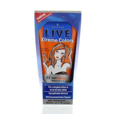 Live Xtreme colors 02 hot orange
