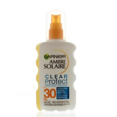 Garnier Ambre solaire clear protect SPF 30 spray