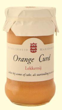 Marienwaerdt Orange curd bio