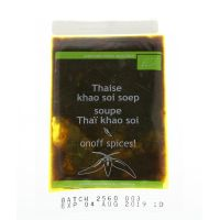 Onoff Thaise khao soi soep