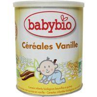 Babybio Vanillegranen vanaf 6 maanden