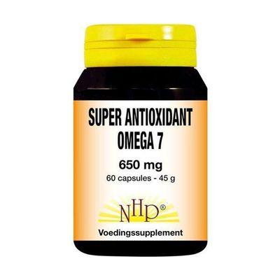 NHP Super antioxidant omega 7 650 mg