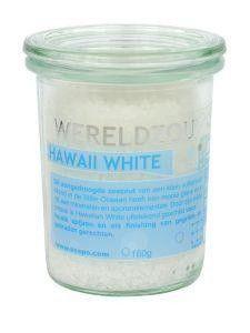 Esspo Wereldzout Hawaii White glas