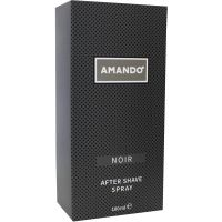 Amando Noir aftershave spray
