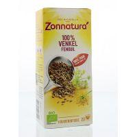 Zonnatura Venkel thee bio