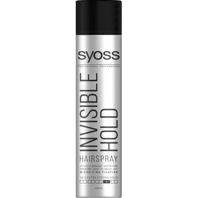 Syoss Styling invisible hold haarspray