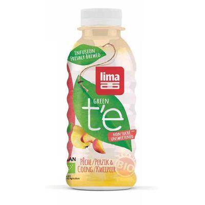 Lima Green t'e perzik kweepeer