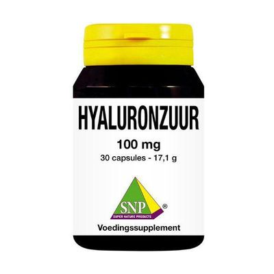 SNP Hyaluronzuur 100 mg