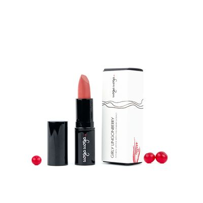 Uoga Uoga Lipstick girly lingonberry bio