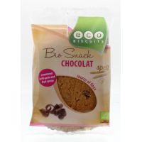 Ecobiscuit Spelt chocoladebiscuit
