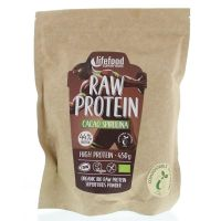 Lifefood Raw protein cacao spirulina bio