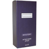 Amando Mystery aftershave spray