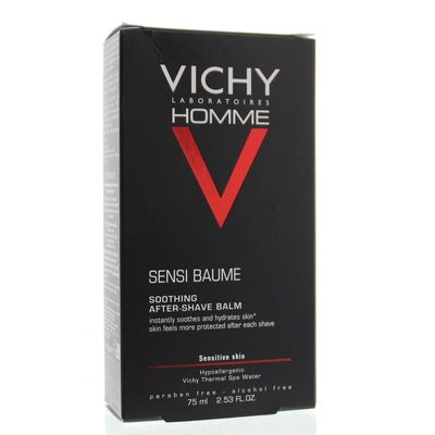 Vichy Homme sensi baume mineral