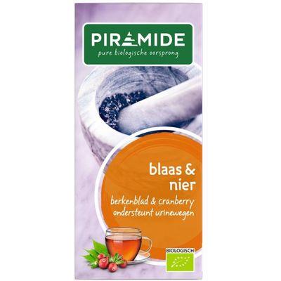 Piramide Blaas en nierkruiden thee