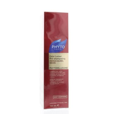 Phyto Paris Phytomillesime pre shampoo