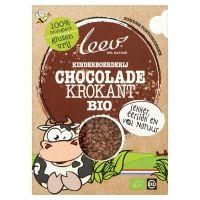 Leev Bio kinderboerderij chocolade krokant