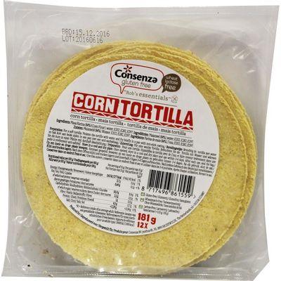 Consenza Rob's essentials tortilla mais
