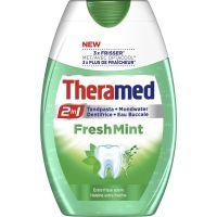 Theramed 2 in 1 Fresh mint tandpasta