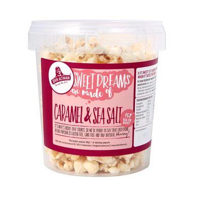 John Altman Popcorn caramel & zeezout emmer