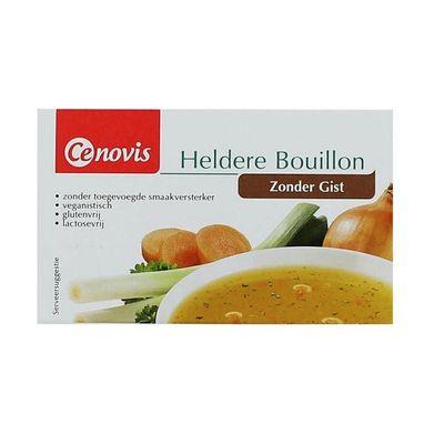 Cenovis Heldere bouillon gistvrij tabletten