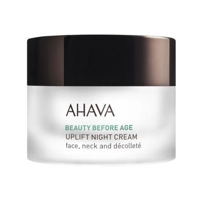 Ahava Beauty before age uplifting night cream