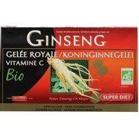Super Diet Ginseng met royal jelly 20 x 15 ml