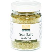 Mattisson Sea salt matcha