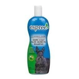 Espree Dark coat aloe oil shampoo