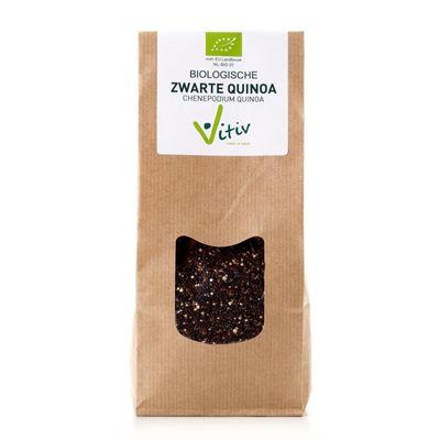Vitiv Quinoa zwart