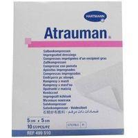 Hartmann Atrauman zalfkompres 5.0 x 5.0 cm