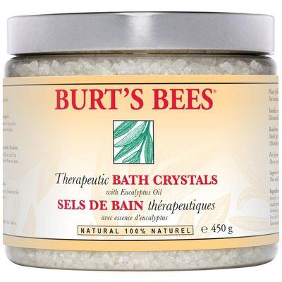 Burts Bees Therapeutische badkristallen