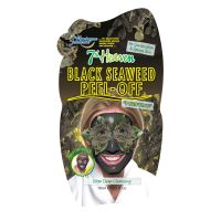 Montagne 7th Heaven gezichtsmasker black seaweed