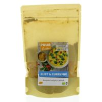 Puur Rineke Rijst & curry mix bio