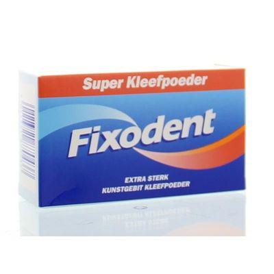 Fixodent Kleefpoeder powder (kukident)