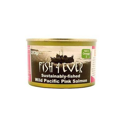 Fish 4 Ever Roze zalm