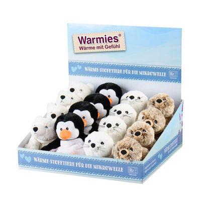 Warmies Polar range mini