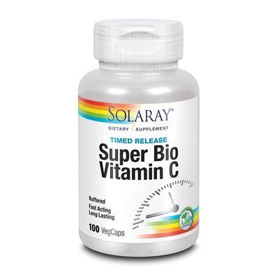 Solaray Vitamine C 500 mg TR