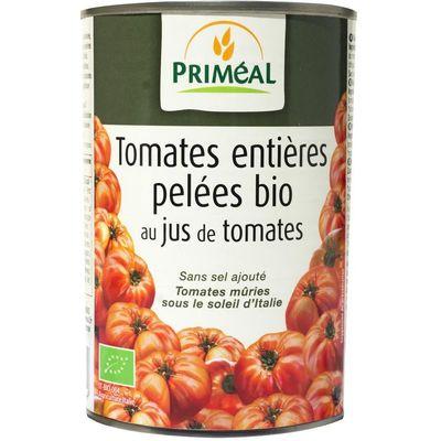 Primeal Gepelde tomaten zonder zout