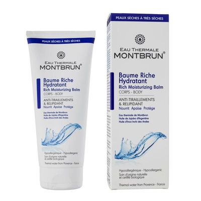 Montbrun Rich moisturizing body balm bio