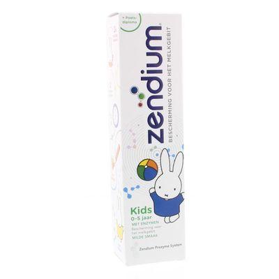 Zendium Tandpasta kids 0-5 jaar
