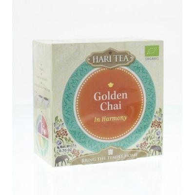 Hari Tea In harmony golden chai