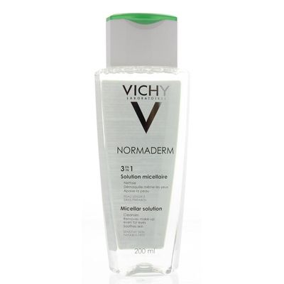 Vichy Normaderm micellaire reinigingslotion 3 in 1