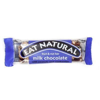 Eat Natural Peanut cranberry cashew macadamia chocolate