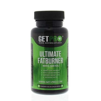 Getpro Ultimate fatburner with svetol